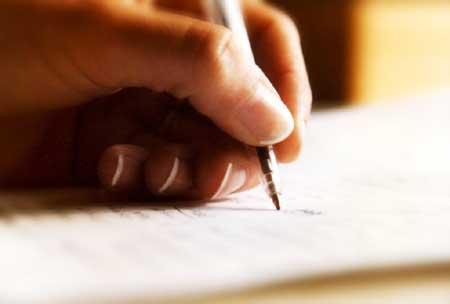 日記の書き方